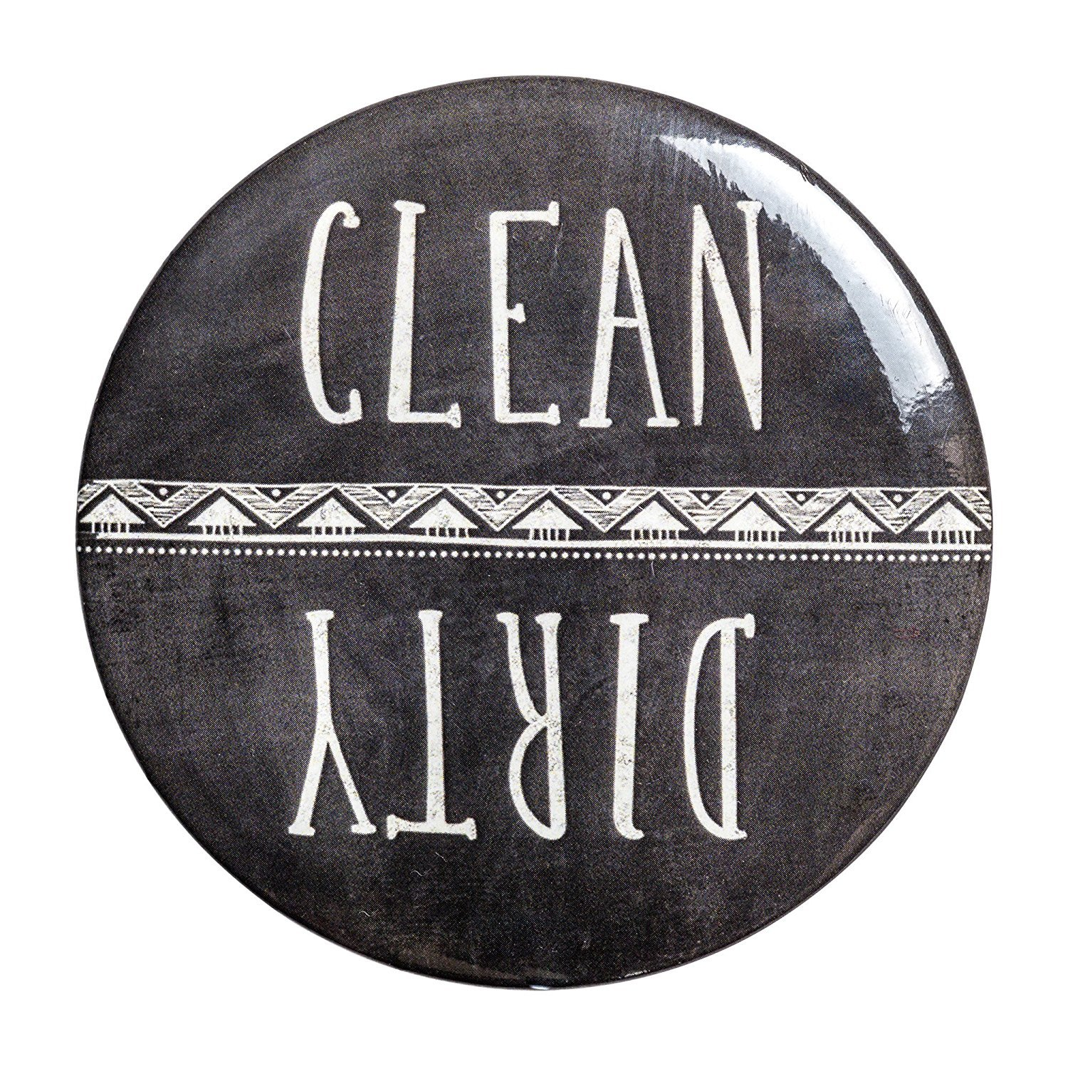 Sutter Signs Clean & Dirty Dishwasher Magnet (Chalkboard)