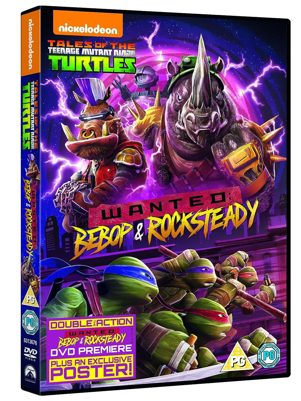 Teenage Mutant Ninja Turtles W [Reino Unido] [DVD]: Amazon ...