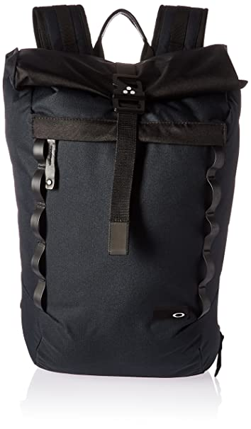 Oakley Voyage 23l Roll Top, mochilas para Hombre, Blackout Talla única: Amazon.es: Ropa y accesorios