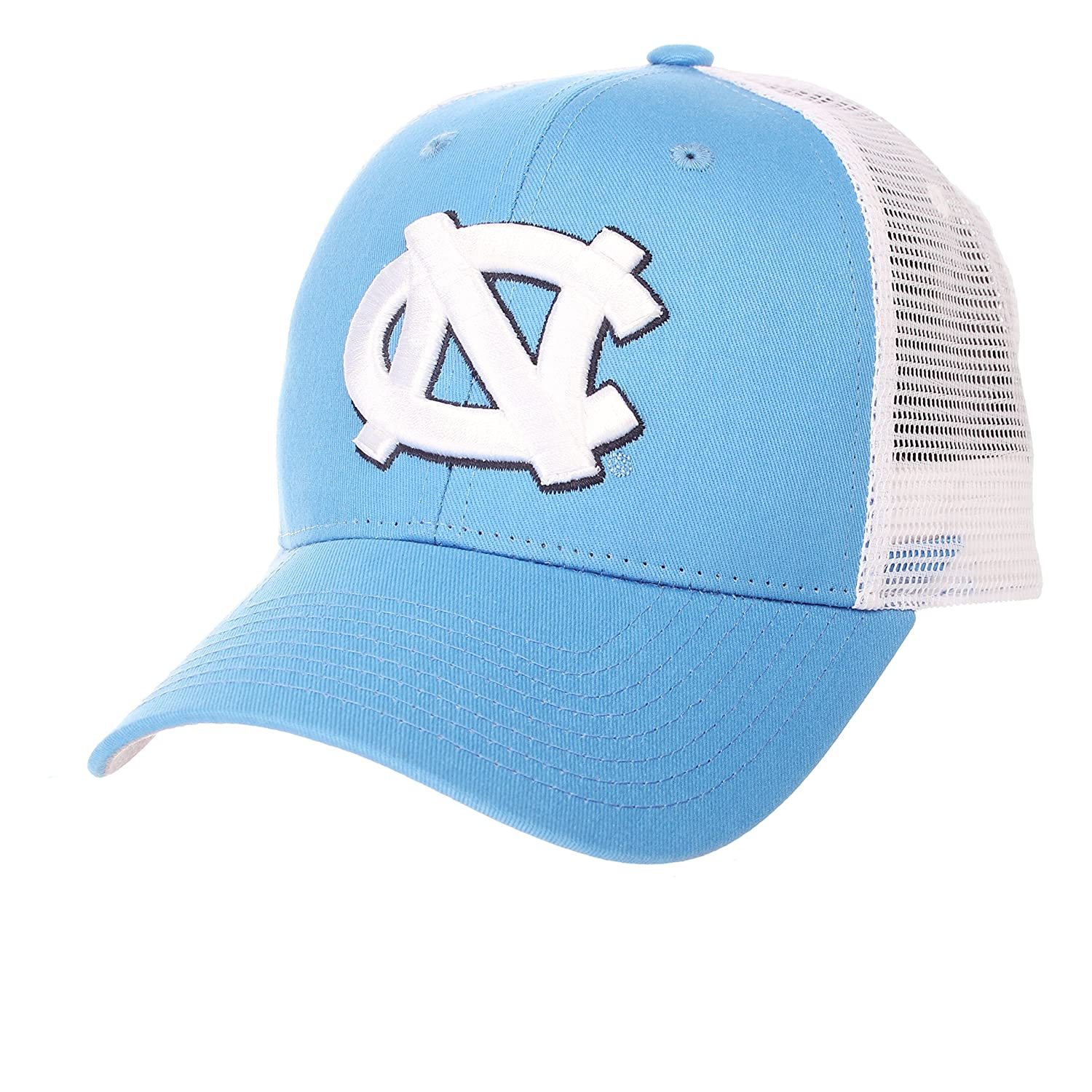 Amazon.com  Zephyr North Carolina Tar Heels Official NCAA Big Rig  Adjustable Hat Cap 423844  Clothing d19b4abcc04a