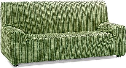 Oferta amazon: Martina Home Mejico - Funda de sofá elástica, Verde, 1 Plaza, 70 a 110 cm de ancho