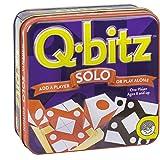 Q-bitz Solo: Orange Game
