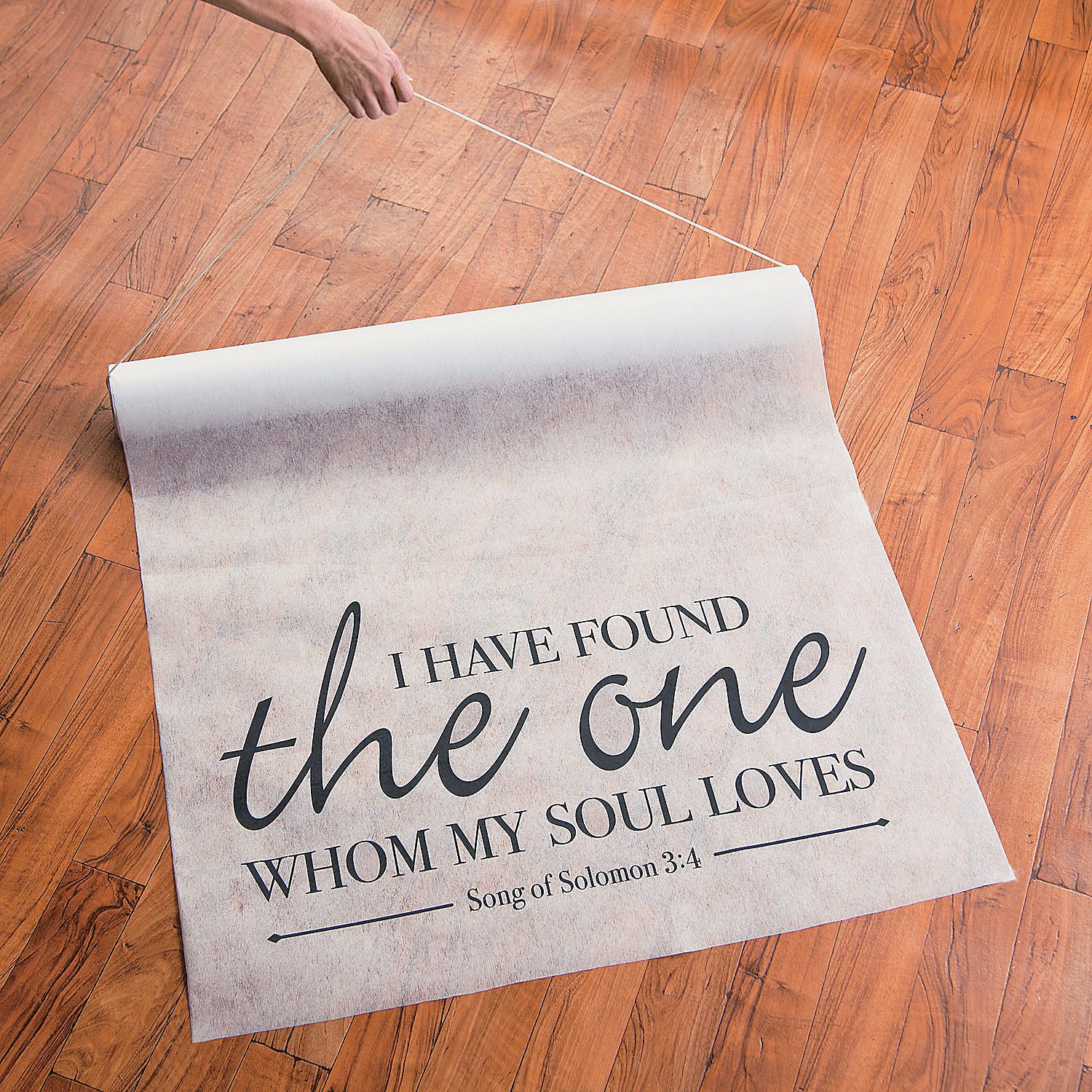 Song of Solomon Aisle Runner by CusCus
