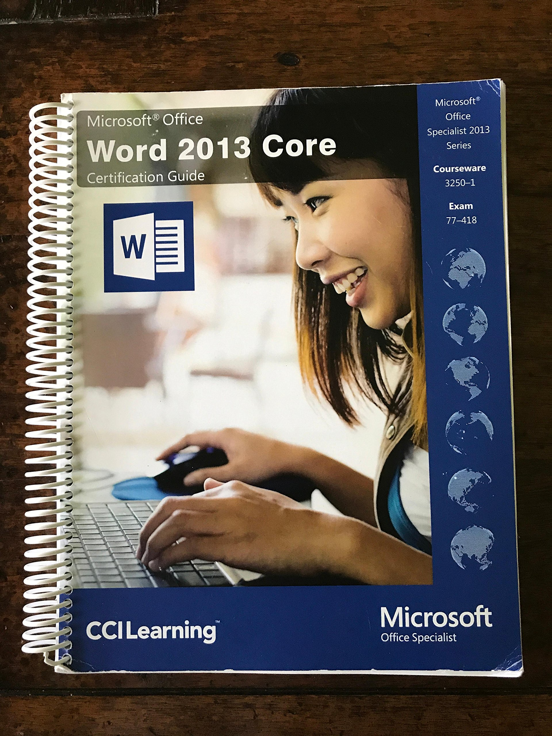 Microsoft Office Word 2013 Core Certification Guide Microsoft