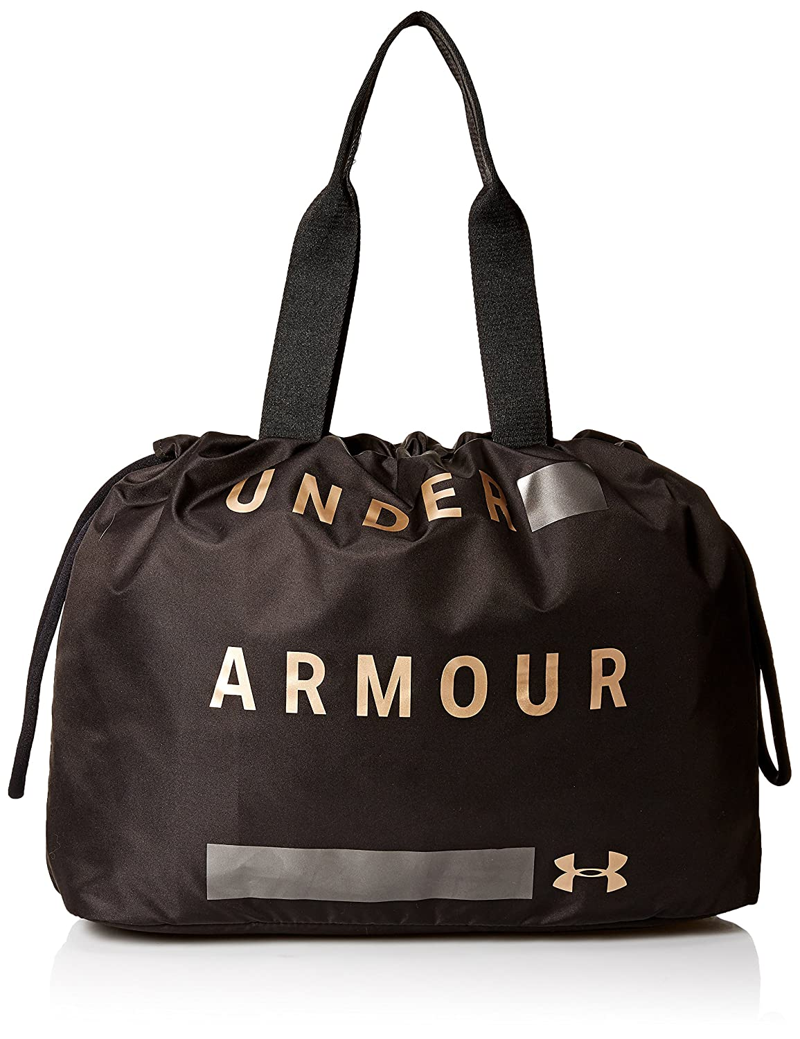 Under Armour Women's Favorite Graphic Tote, Graphite/Black, One Size Under Armour Bags 1308932