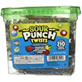 Sour Flavored Candies