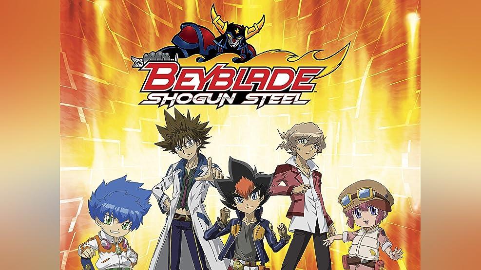 Beyblade Shogun Steel, Season 1