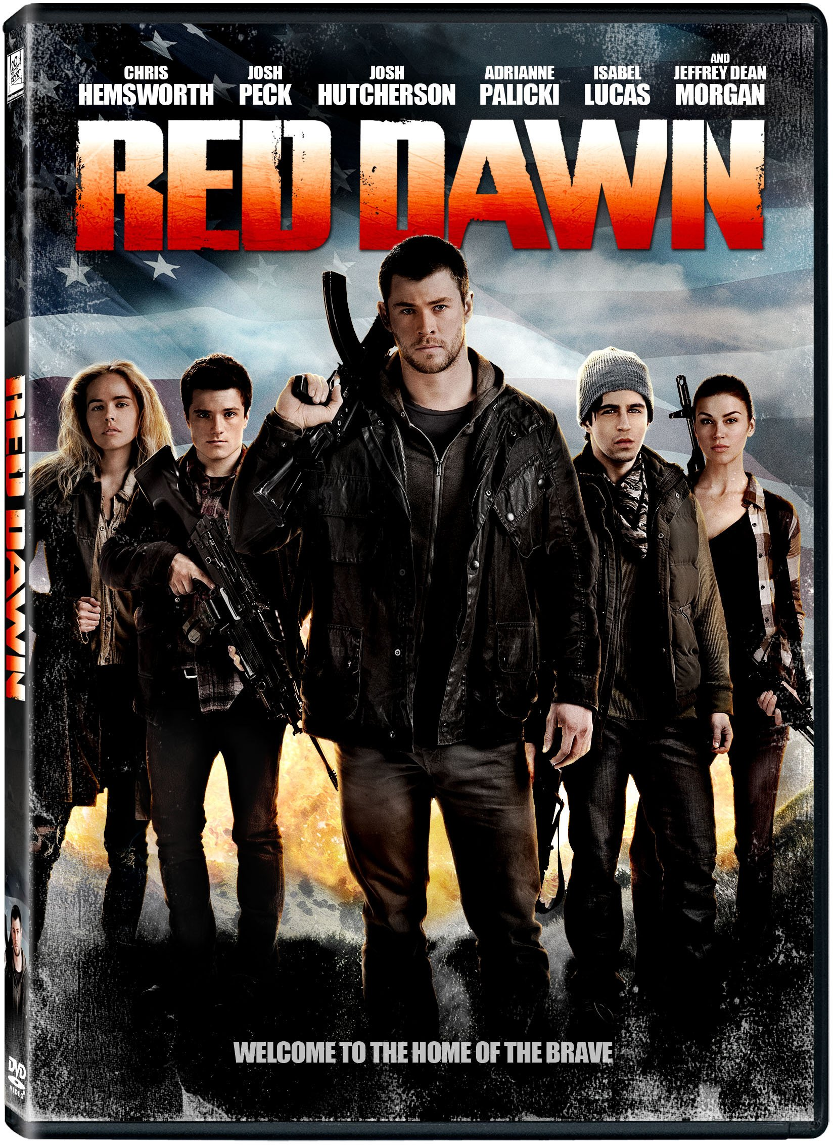 DVD : Red Dawn (AC-3, Dolby, Widescreen, )