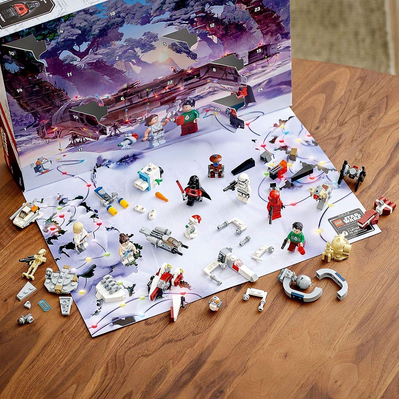 レゴ(LEGO) スター・ウォーズ レゴ(R) スター・ウォーズ (TM)アドベント・カレンダー 75279(2020年版)