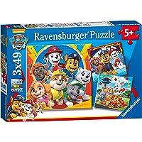 Ravensburger Puzzle, Paw Patrol, 3X49 Parça