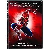 Spider-Man: Five-Movie Collection (Spider-Man 1-3 / The Amazing Spider-Man 1 & 2)