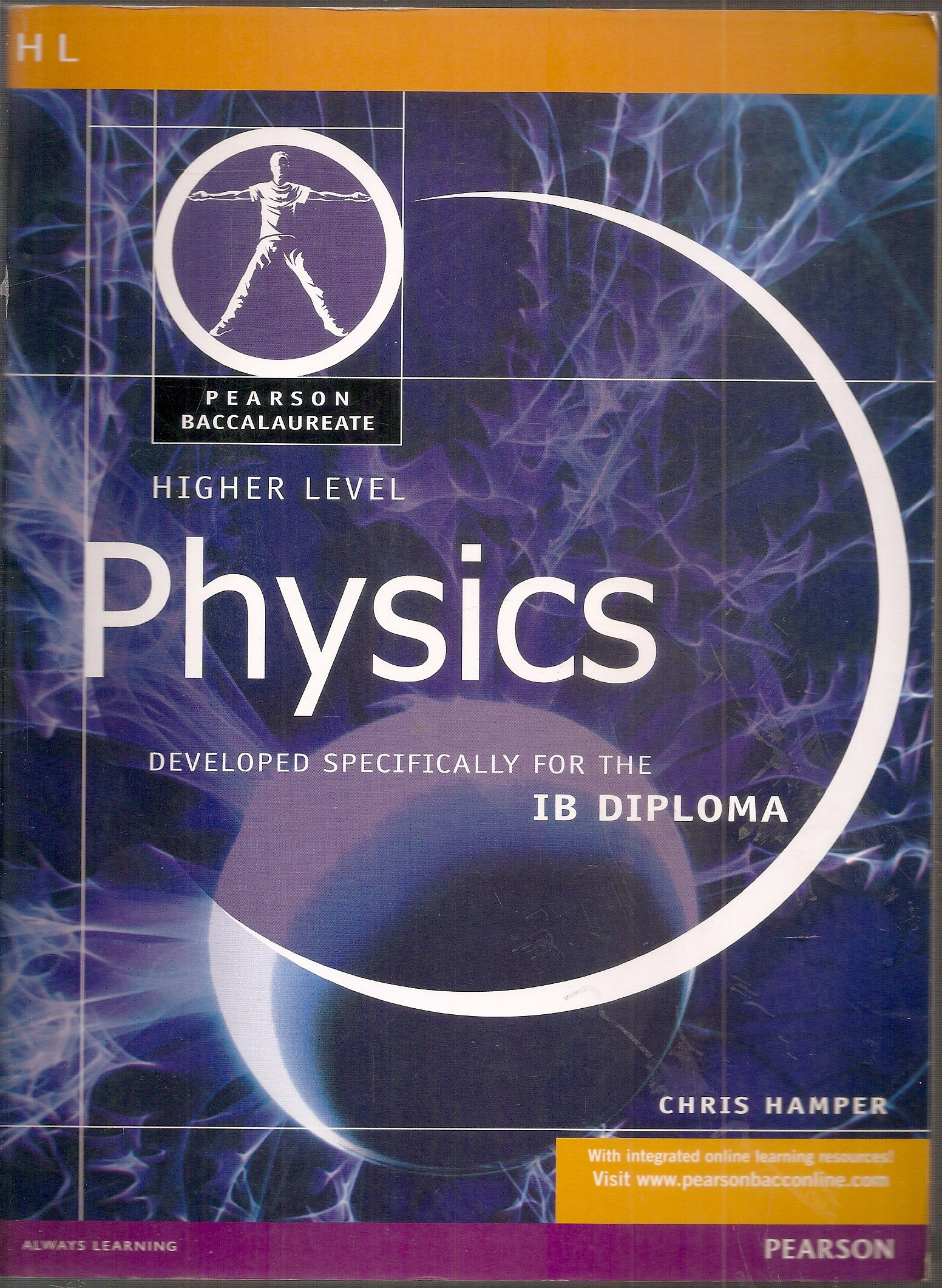 Pearson Baccalaureate: Higher Level Physics for the IB