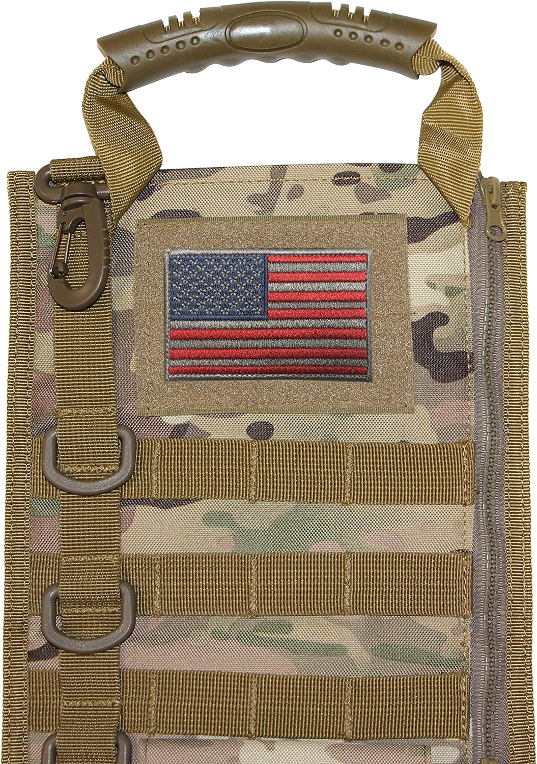 Multicam Garud Tactical Christmas Stocking with Molle Gear