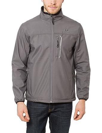 Ultrasport Stan Softshell Jacket Chaqueta, Hombre