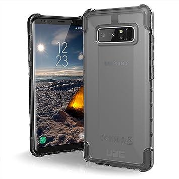 URBAN ARMOR GEAR Plyo Ice - Carcasa para Samsung Note 8, Transparente