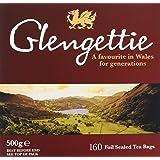 Glengettie 160 Teabags (Pack of 6, Total 960 Teabags)