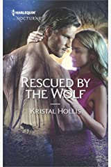 Rescued by the Wolf (The Wahyas of Walker's Run)