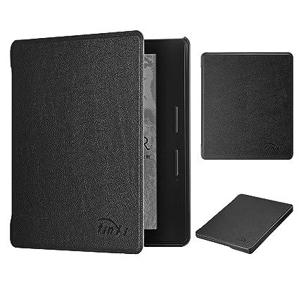 tinxi® Kindle Oasis Funda, PU artificial piel Funda para Amazon ...