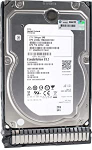 "HP Gen 8 | 652757-B21 | 2TB 7.2K RPM SAS 6Gb/s | 3.5"" LFF 