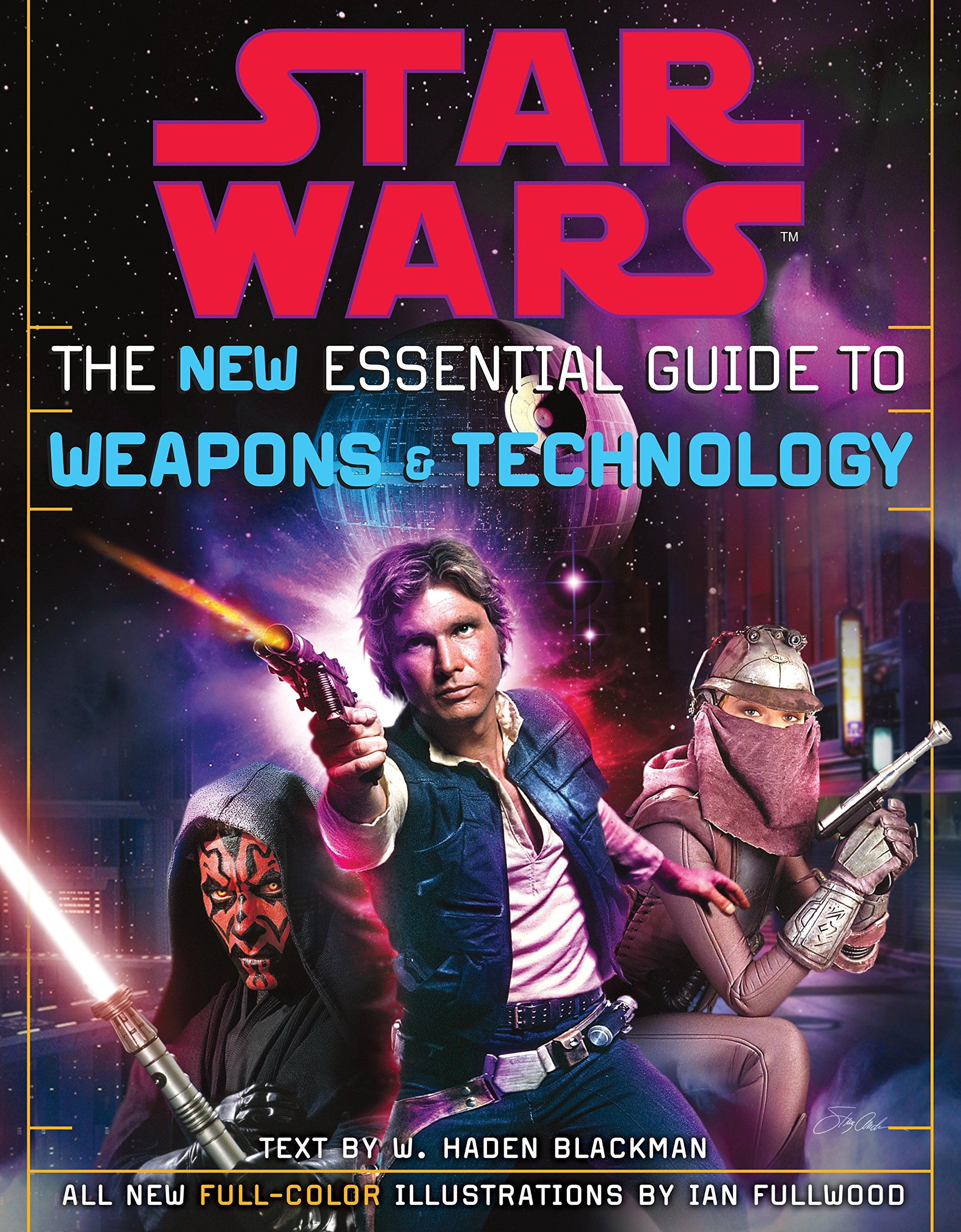Download The New Essential Guide to Weapons and Technology, Revised Edition (Star Wars) pdf