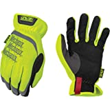 Mechanix Wear - Hi-Viz FastFit Gloves (XX-Large, Fluorescent Yellow)