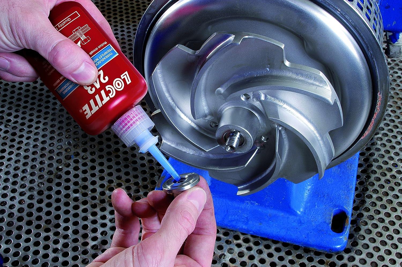 Henkel Loctite Loctite 243, 5g - Burlete adhesivo para calafateo 1370555