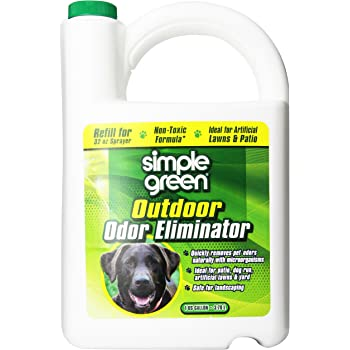 Amazon Com Simple Green Outdoor Odor Eliminator For Pets