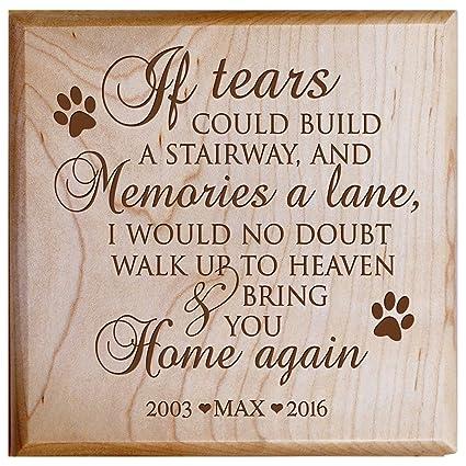amazon com pet urns small sympathy keepsake box personalized pet