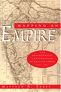 The New Map of Empire How Britain Imagined America before Independence