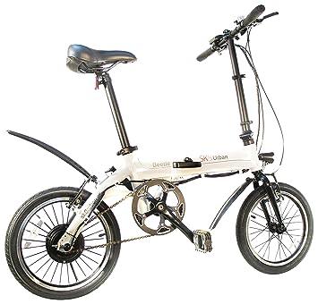 Bici electrica plegable foro