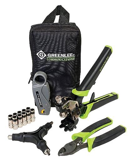 Paladin Tools SealTite® Pro Kit - Accesorio para cables (Naranja)