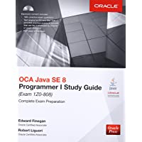 OCA Java SE 8 programmer study guide (Exam 1Z0-808). Con CD-ROM