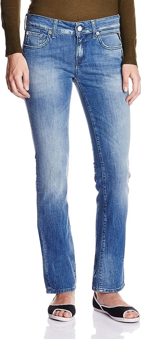TALLA 24W / 30L. REPLAY Vicki Jeans para Mujer