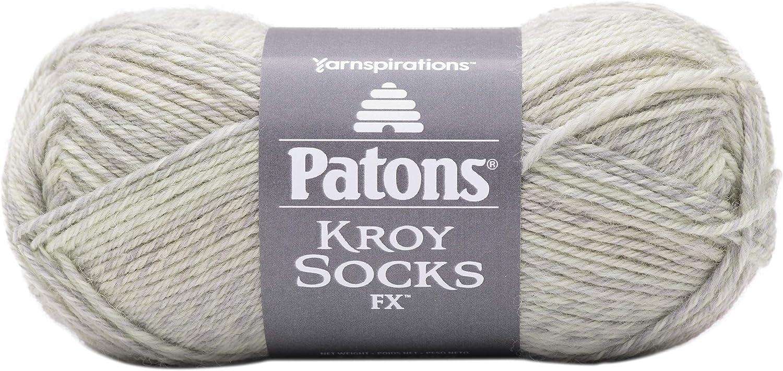 Spinrite Patons Kroy Socks Yarn Muslin