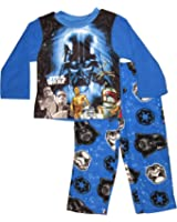 Star Wars Trilogy Vader C3PO Boys 2 piece Pajama Set (4)
