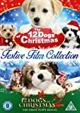 The 12 Dogs Of Christmas: Festive Film Collection [DVD]