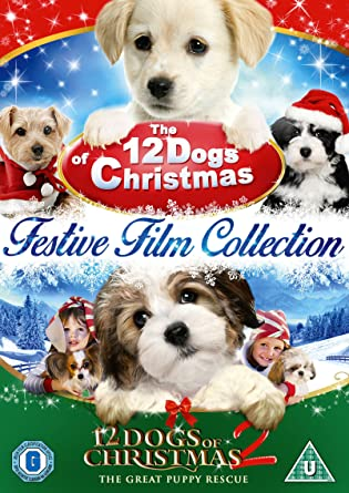 12 Dogs Of Christmas.The 12 Dogs Of Christmas Festive Film Collection Dvd
