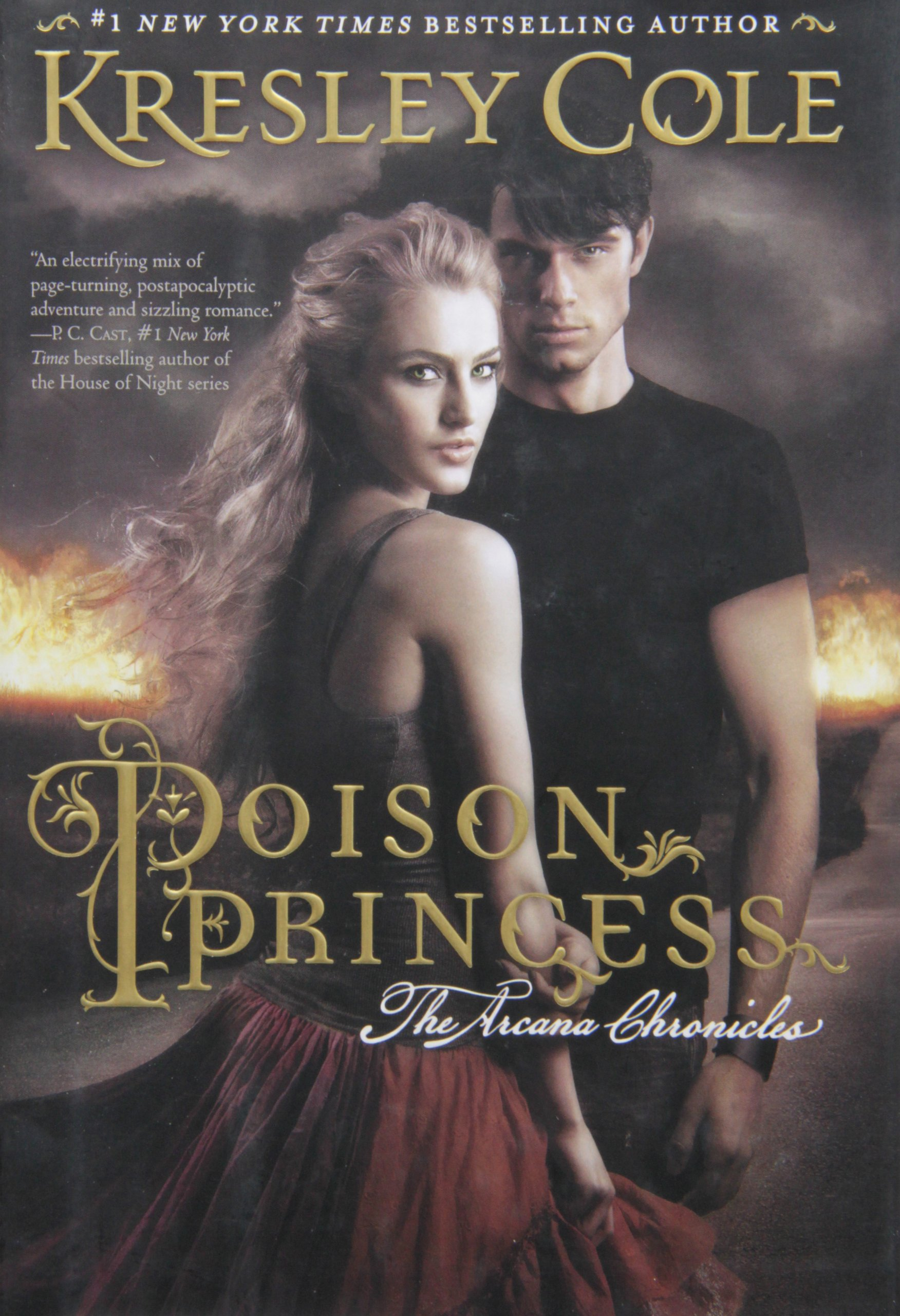 Download Poison Princess (Arcana Chronicles, Book 1) pdf