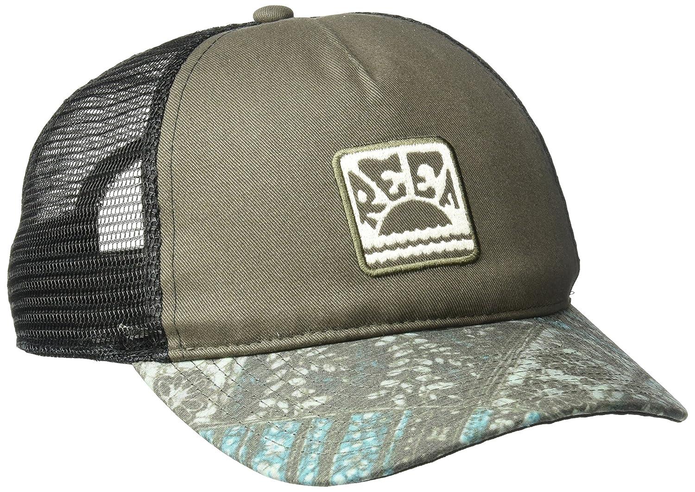 Reef Sombrero de parche para hombre, marrš®n, talla š²nica: Amazon ...