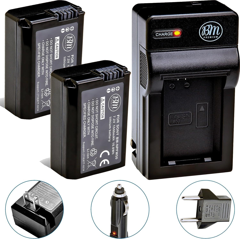 Batteries Camera Batteries Alpha 7 A7s DSC-RX10 IV a3000 a7R A7s ...