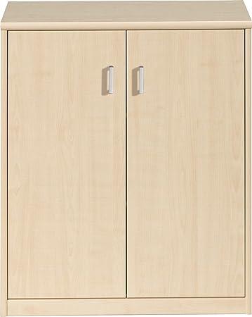 Cs Schmalmobel Soft Plus Kommode Holz Ahorn 36 X 72 X 84 Cm
