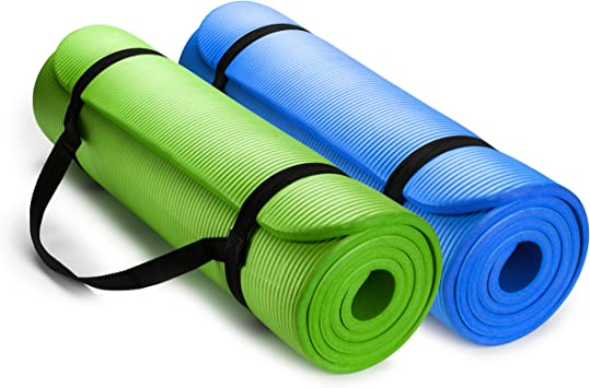 Amazon.com: Esterilla para yoga de HemingWeigh, gran ...