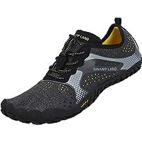 SAGUARO Unisex Barfußschuhe Traillaufschuhe Schnell Trocknend Wassersportschuhe, Gr. 36-47