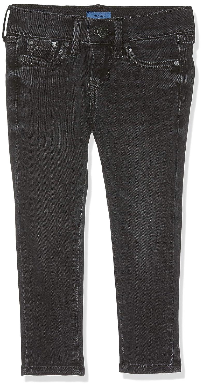 Noir (noir Denim Wl0) 4  ans   Pepe Jeans Pixlette Jeans Fille
