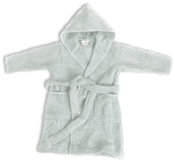 Zoog Organic Cotton Hooded Baby Bath Robe Natural Dye Premium Quality GOTS  Certified Non-Chemical 4e67eddc9