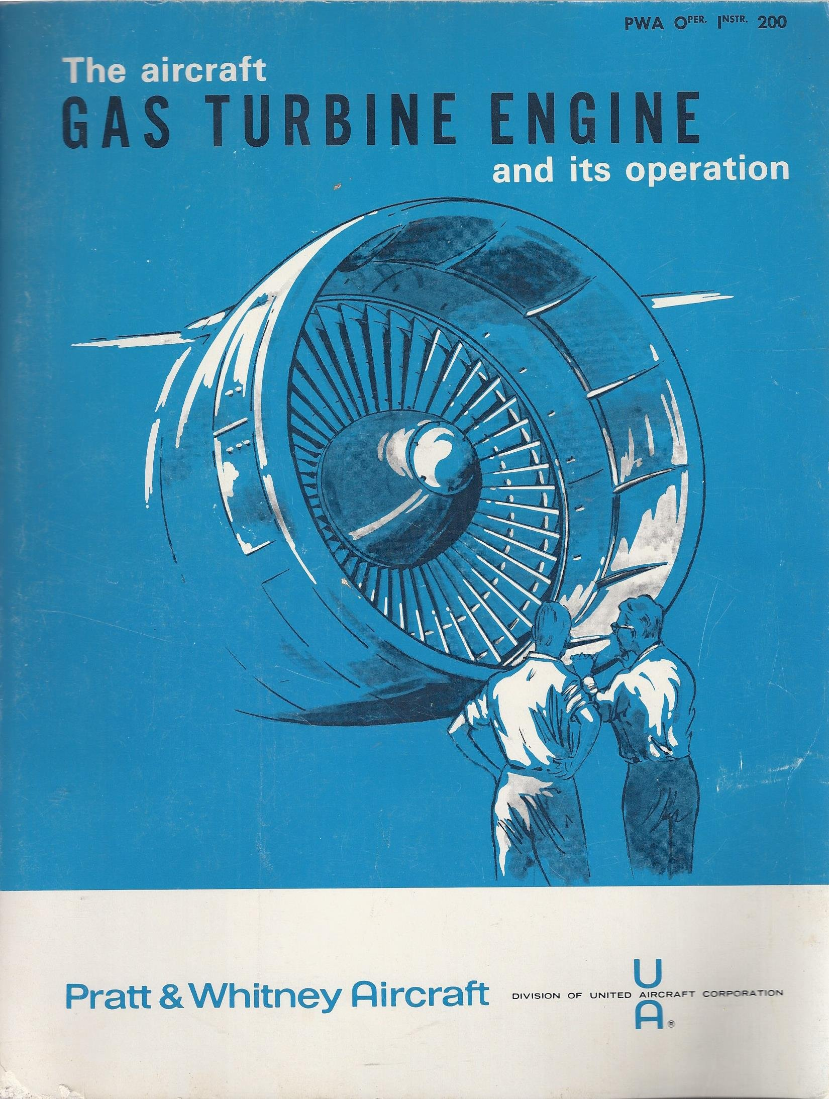Aircraft Gas Turbine Engine and its Operation Rewritten 1970