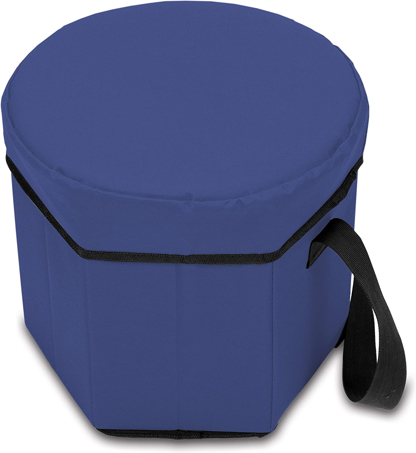 ONIVA - a Picnic Time Brand Bongo Insulated Collapsible Cooler, Navy