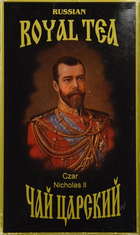 Royal Tea Czar Nicolas II