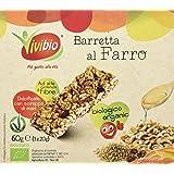 Vivibio Barretta al Farro Bio - 60 gr