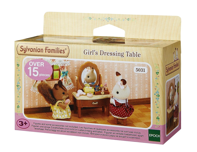 Sylvanian Families Girls Dressing Table